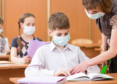 Riapertura delle scuole: nuove misure in caso di quarantena dei figli